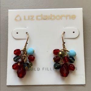 NWT Liz Claiborne earrings